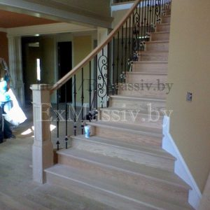Одномаршевая лестница