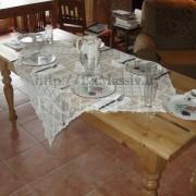 Кухонный стол из сосны на заказ