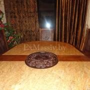 Деревянный обеденный стол в Минске