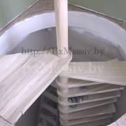 Монтаж винтовой лестницы из дерева