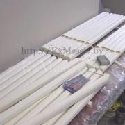 Балясины для белой винтовой лестницы