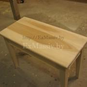 Журнальный стол из дерева из ольхи