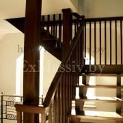 Лестница из дуба купить