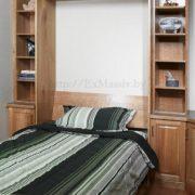 кровать из дуба на заказ