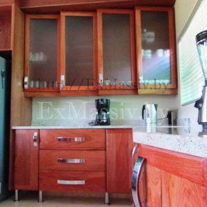 Кухня из ясеня
