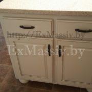Шкафчик для белой кухня