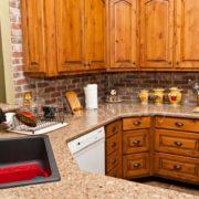 Угловые полки для кухни