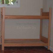 Двухъярусная кровать для отелей гостиниц фото