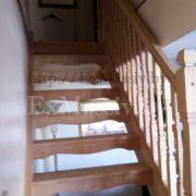 Подступенки для поворотной лестницы
