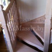 Поворотные ступени для лестницы