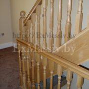 Балясины для дубовой лестницы