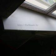 подоконник белый на заказ из дуба в Минске