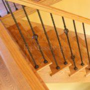 Ступени для лестницы из ясеня