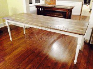 Кухонный стол из дуба купить