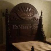 Двуспальные кровати на заказ Минск