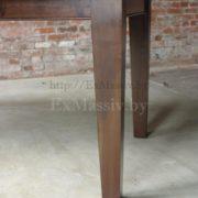 Дубовый стол из массива