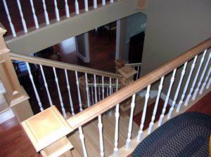Изготовление лестниц на второй этаж купить