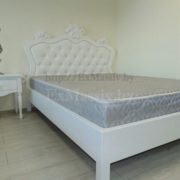 Кровать двуспальная из массива купить