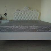 Кровать двуспальная из массива цена