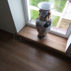 подоконник из дуба с вазой цена