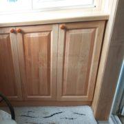 Деревянные порталы изготовление